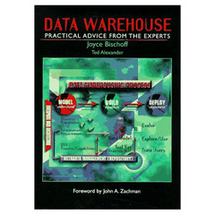 Cover of the book Data warehouse : practical advice from the experts