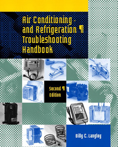 Cover of the book Air conditioning and refrigeration troubleshooting handbook (2nd ed )
