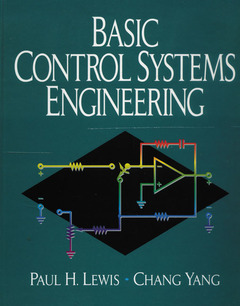 Cover of the book Basic control systems engineering