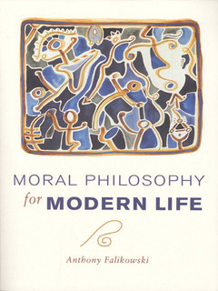Cover of the book Moral philosophy for modern life