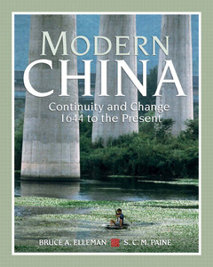 Cover of the book Modern china (1st ed )
