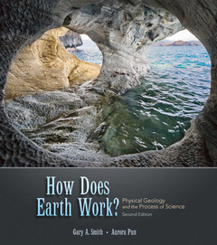 Cover of the book How does earth work? physical geology and the process of science