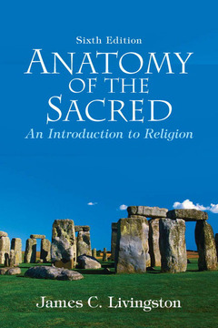 Cover of the book Anatomy of the sacred