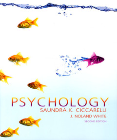 Cover of the book Psychology (paperback)