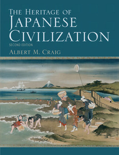 Cover of the book The heritage of japanese civilization (2nd ed )