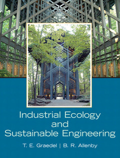 Cover of the book Industrial ecology and sustainable engineering