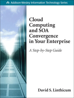 Cover of the book Cloud computing & SOA convergence in your enterprise