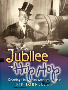 Cover of the book From jubilee to hip hop