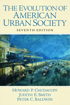 Cover of the book The evolution of american urban society (7th ed )
