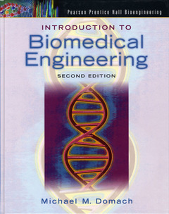Cover of the book Introduction to biomedical engineering