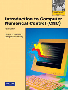 Cover of the book Introduction to computer numerical control (4th ed )