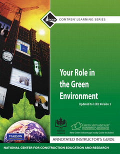 Cover of the book Your role in the green environment aig update (1st ed )