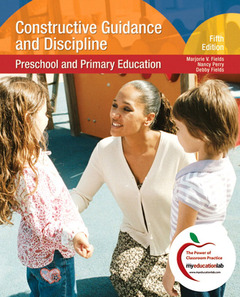 Cover of the book Constructive guidance and discipline