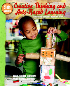 Cover of the book Creative thinking and arts-based learning (5th ed )
