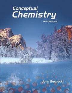 Cover of the book Conceptual chemistry (4th ed )