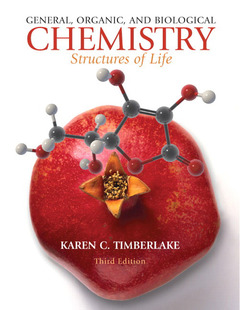 Cover of the book General, organic, and biological chemistry (3rd ed )