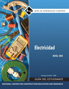 Cover of the book Electrical level 1 in spanish, training guide (1st ed )