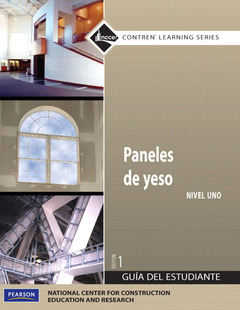 Cover of the book Drywall level 1 spanish trainee guide (1st ed )
