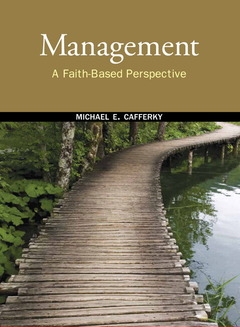 Cover of the book Principles of management (1st ed )