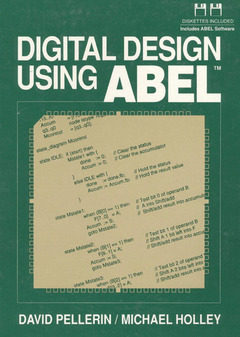 Cover of the book Digital design using label (book & disk)