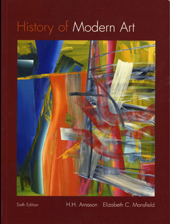 Cover of the book History of modern art (paper cover)