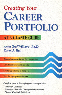 Cover of the book Creating your career portfolio