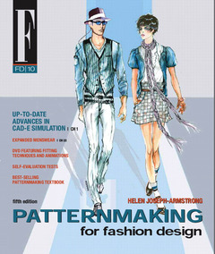 Cover of the book Patternmaking for fashion design