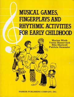 Cover of the book musical games fingerplays rhythm