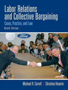 Cover of the book Labor relations and collective bargaining (9th ed )