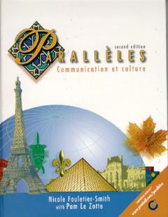 Couverture de l'ouvrage Parallèles (2° ed )