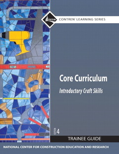 Cover of the book Core curriculum trainee guide 2009 revision, hardcover