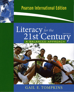 Cover of the book Literacy for the 21st century