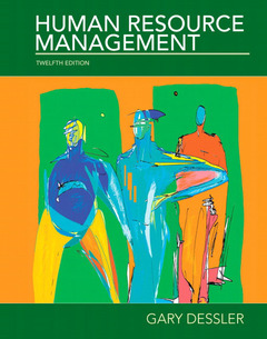 Cover of the book Human resources management (12nd ed )