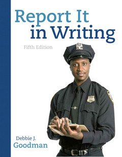 Cover of the book Report it in writing (5th ed )
