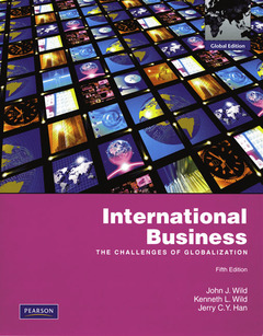 Cover of the book International business
