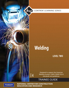 Cover of the book Welding level 2 trainee guide, paperback (4th ed )