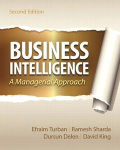 Cover of the book Business intelligence (2nd ed )