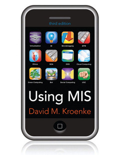 Cover of the book Using mis (3rd ed )