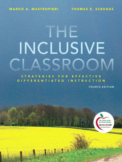 Cover of the book The inclusive classroom (4th ed )