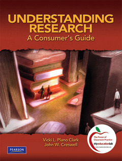 Cover of the book Understanding research (1st ed )