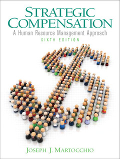 Cover of the book Strategic compensation (6th ed )