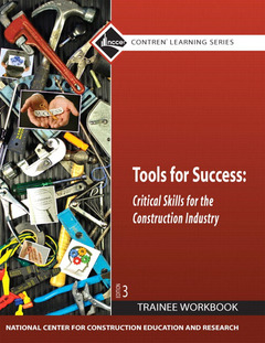 Cover of the book Tools for success workbook, paperback, 3/e (3rd ed )