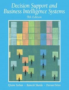 Cover of the book Decision support and business intelligence systems (9th ed )