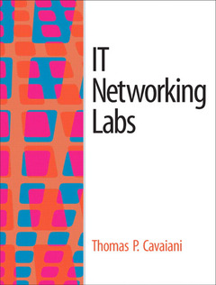 Cover of the book It networking labs