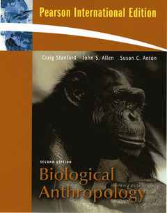 Cover of the book Biological anthropology