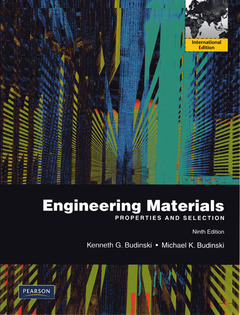 Cover of the book Engineering materials