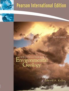 Couverture de l'ouvrage Introduction to environmental geology, international edition