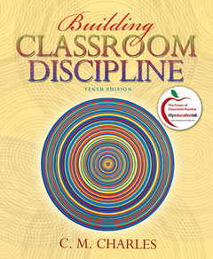 Couverture de l'ouvrage Building classroom discipline (10th ed )