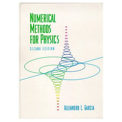 Numerical methods for physics garcia