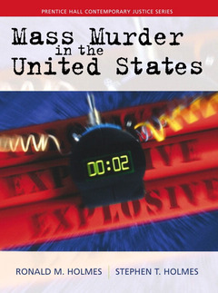 Cover of the book Mass murder in the united states